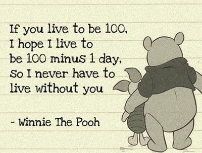 Used in my wedding ;) - Winnie the Pooh#quotes