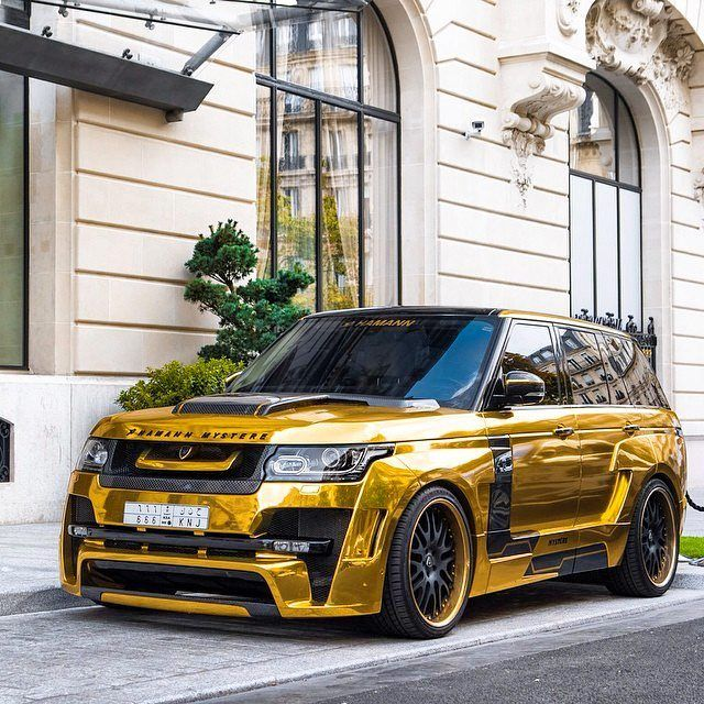 17 Best Images About Range Rovers On Pinterest