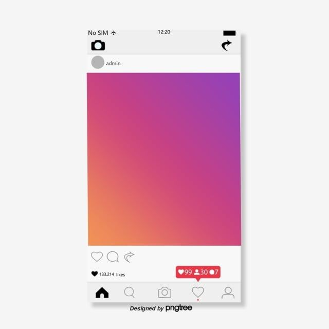 Instagram Mobile Social Software Interface Ins Social Contact Social Media Png Transparent Clipart Image And Psd File For Free Download Instagram Mobile Social Network Icons Instagram Logo
