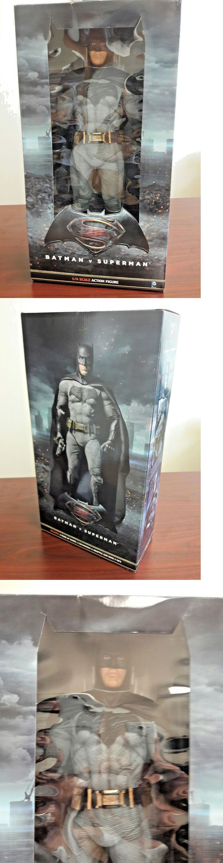 TV Movie and Video Games 75708: Neca 1 4 Scale Batman Vs. Superman 18 Movie Figure Brand New -> BUY IT NOW ONLY: $98.95 on eBay!