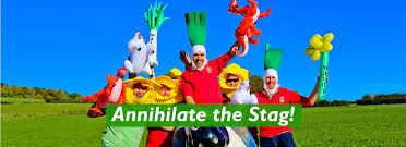 If you'd like to pit your wits, stamina and strength against your mates, there are oodles of Cardiff stag activities on offer. Trip to the given link for more details.  #CardiffStagWeekend #WelshGames