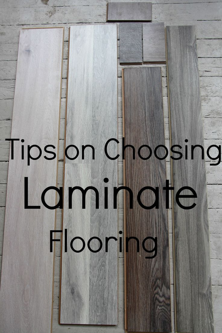 Keep it Beautiful: Fabulous, Starts From the Ground Up! Let's Talk Laminate Flooring.