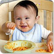 When and how to feed baby solid food | Raising Children Network