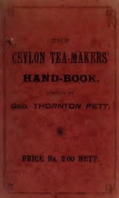 The Ceylon Tea-Makers' Hand-book