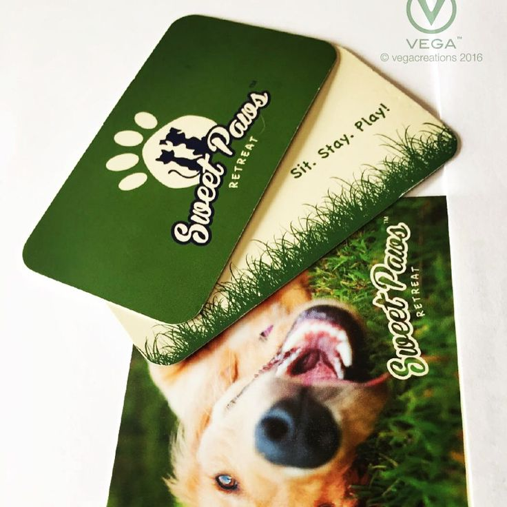 #sit #stay #play at http://www.sweetpawsretreat.com #logo #print and #website #design by #vegacreations