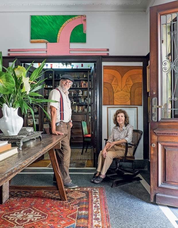 Décor viaja no tempo com fotos, história e arte