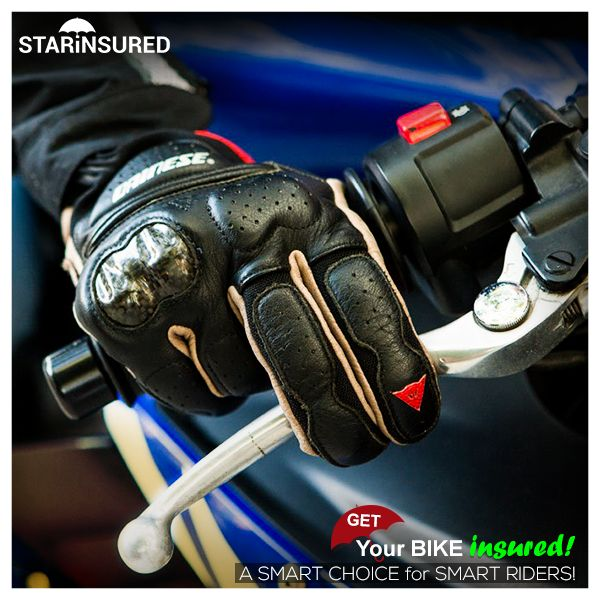#STARiNSURED, #TwoWheelerInsurance Online   #BikeInsuranceRenewal - www.starinsured.com