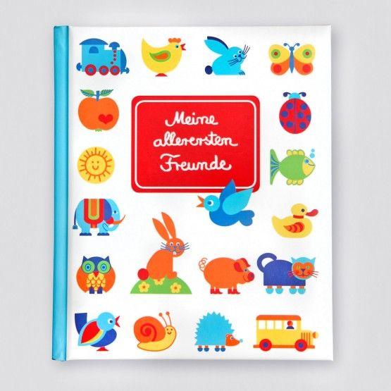 Freundebuch byGraziela Cover