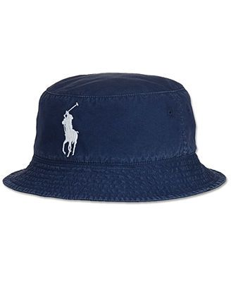 Polo Ralph Lauren Beachside Bucket Hat... is it weird that I want one??