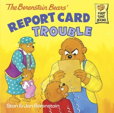 The report card book