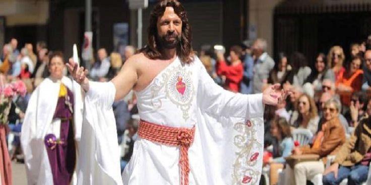 Απέλυσαν ηθοποιό που υποδύεται τον Ιησού -Επειδή είναι ομοφυλόφιλος