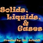 This is a PREVIEW file. Find the full version at http://www.teacherspayteachers.com/Product/Solids-Liquids-and-Gases-states-of-matter-molecules-301...