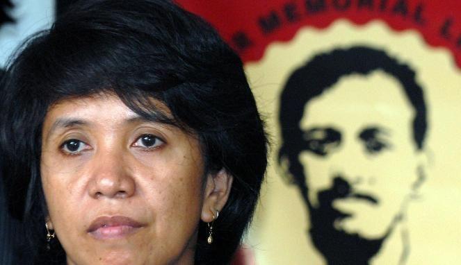 Istri Almarhum Munir Sebut Jenderal Pelanggar HAM Sembunyi di Belakang Prabowo dan Jokowi