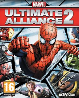 Marvel Ultimate Alliance 2. I would love to have this for the Xbox 360.