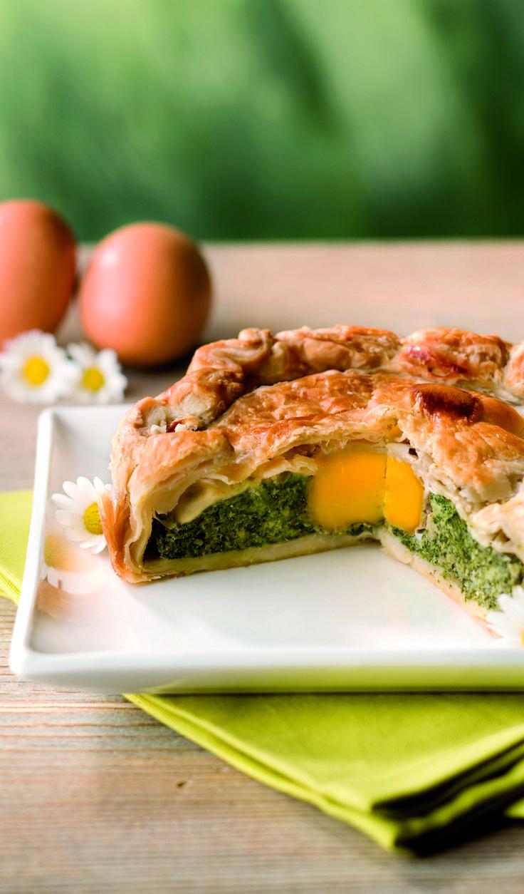 La #tortapasqualina, il piatto tipico della cucina ligure legato alla Pasqua e alla primavera http://turismo.provincia.savona.it/it/ricette/torta-pasqualina