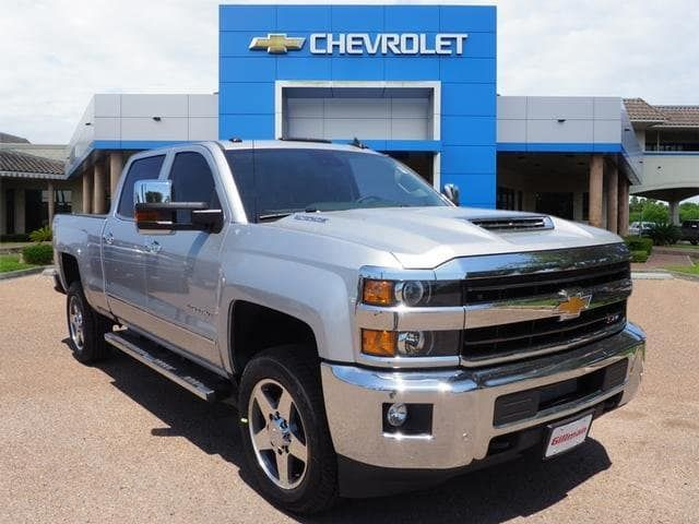 2018 Chevy Silverado 2500hd With Best Offer At Chevrolet