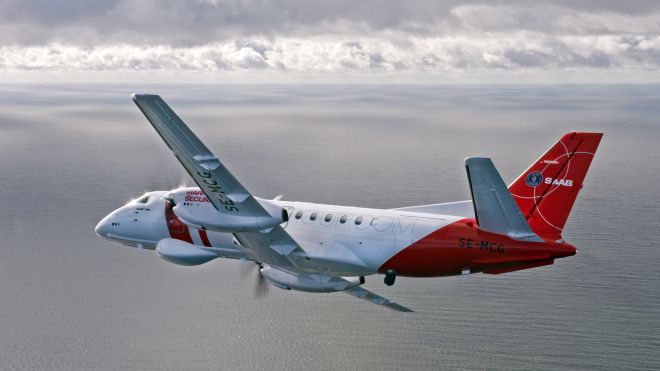 340 MSA Maritime Surveillance Aircraft for maritime domain- safeguarding the waters