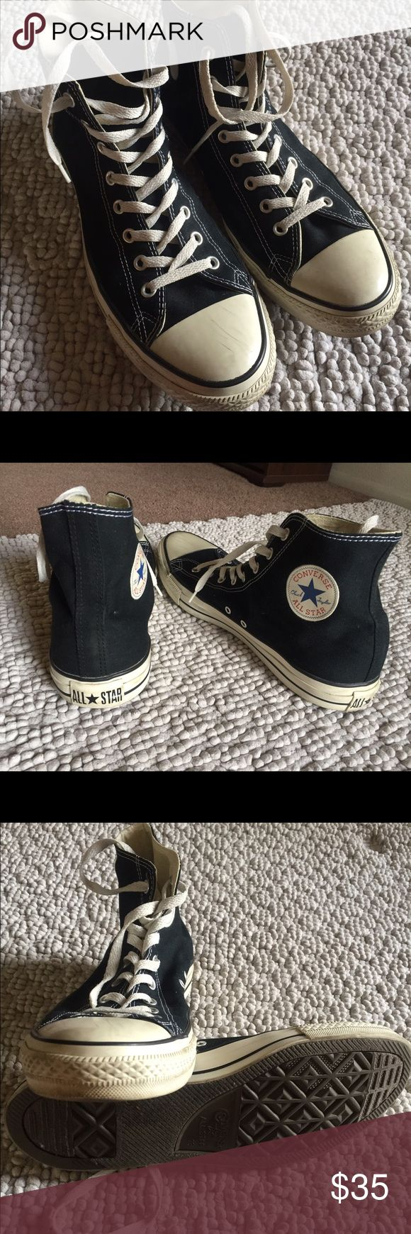 Men's Classic High-Top Chuck Taylors Size 13 Men Men's Classic High-Top Chuck Taylors Size 13 Men Converse Shoes