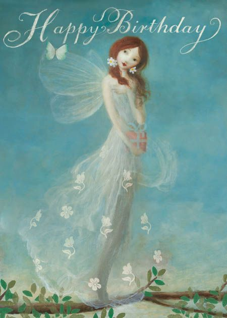 картинка фея с днем рождения зрители помнят