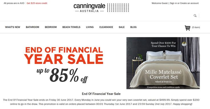 #Canningvale #Australia Up to 85% off Quality Sheets + Free Registration at https://au.shop.com/kayesshop to get 5% #Cashback >  https://www.canningvale.com/?utm_source=CommissionFactory&utm_medium=Affiliate-CPA&utm_content=CPA&utm_campaign=Affiliate-Program&affid=14422&clickid=42434