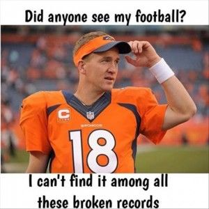 All because every American watched the Super Bowl this year! #ManningsAnIdiot #CantStopLaughing