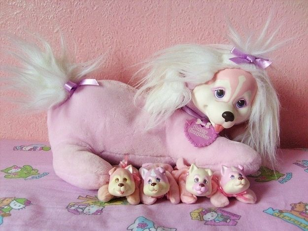 55 Toys And Games That Only an 80's-90's little GIRL understand... Puppy Surprise!! HAHA I either had the things on this list or wanted them sooo badly