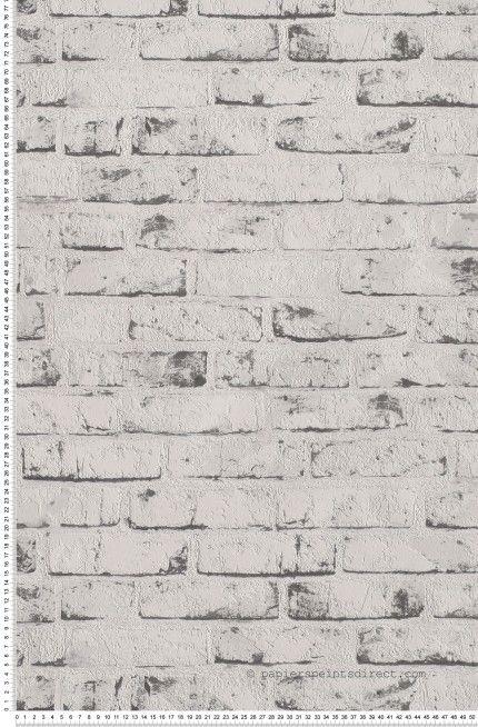 Les 25 meilleures id es de la cat gorie murs de briques faux sur pinterest - Brique blanche interieur ...