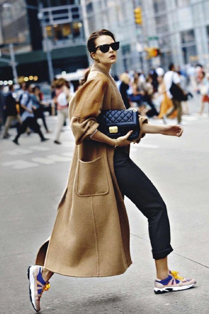 Trend Alert: Ankle-Length Coats