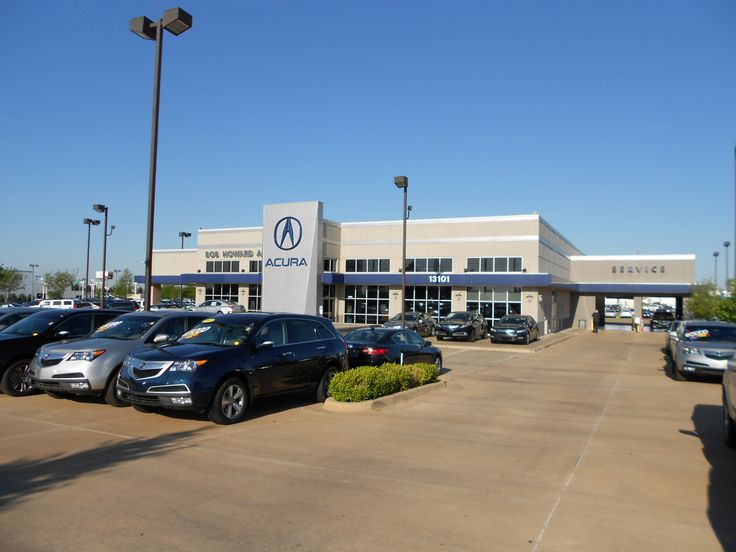 Bob Howard Acura- Oklahoma