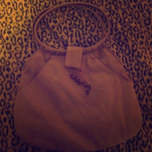 JLo Miami Glow Handbag (came with perfume) Front facing magnetic clasp and fits a ton! Jennifer Lopez Bags