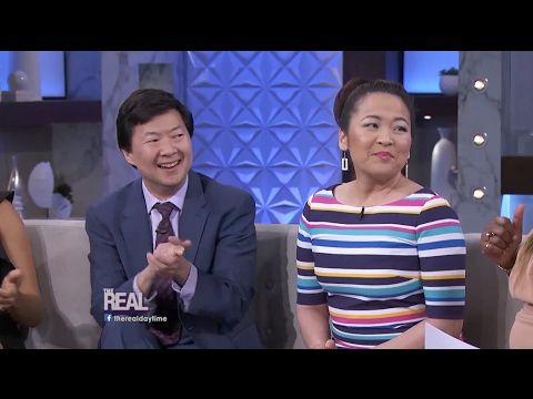 Ken Jeong and Suzy Nakamura Get REAL