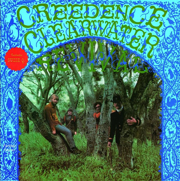 pictures of creedence clearwater revival