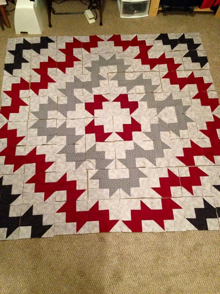 729 best Quilting - Patchwork images on Pinterest | Modern ... : quilt patterns squares only - Adamdwight.com