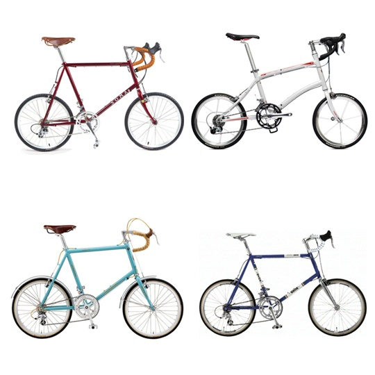 Mini velo. Soon to be new bike purchase. Am between a Bruno, Bianchi, or a tokyobike.