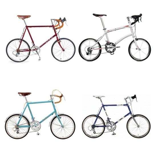 Mini velo. Soon to be new bike purchase. Am between a Bruno, Bianchi, or a tokyobike.
