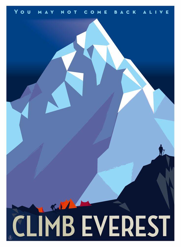 Richard Zielenkiewicz: Everest