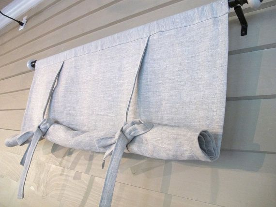 17 best ideas about Tie Up Curtains on Pinterest | Basement window ...