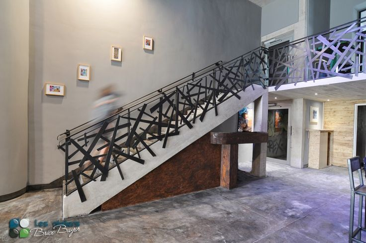17 Meilleures Id Es Propos De Balustrade Inox Sur Pinterest Rampe Escalier Inox Garde Corps
