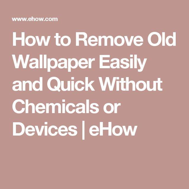 1000 ideias sobre remo o de papel de parede velho no