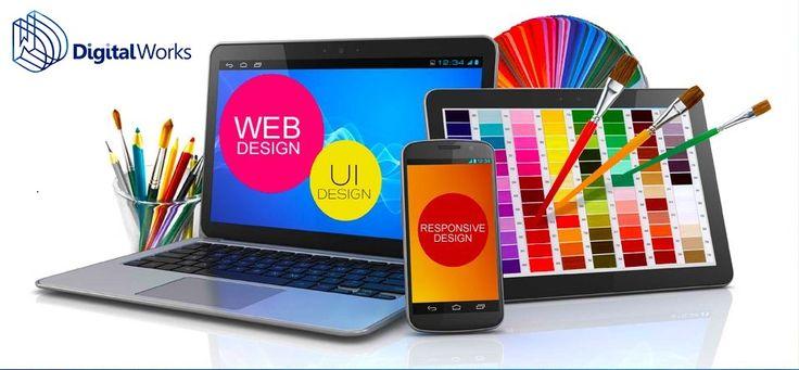 Direkte kontakt oss hvis du leter etter #webutvikling tjenester i #oslo! #digitalworks