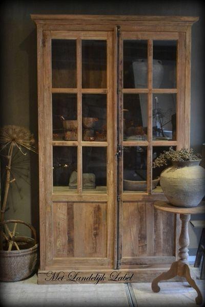 Sfeerfoto van onze woonwinkel in Borne. www.metlandelijklabel.nl