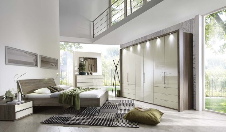 Add storage and the wow factor to your #bedroom with one of the eye-catching #wardrobes from our extensive collection.