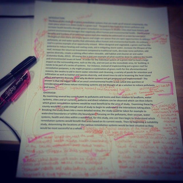writing english thesis statement