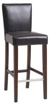 Barska stolica BROVST umjetna koža smeđa | JYSK