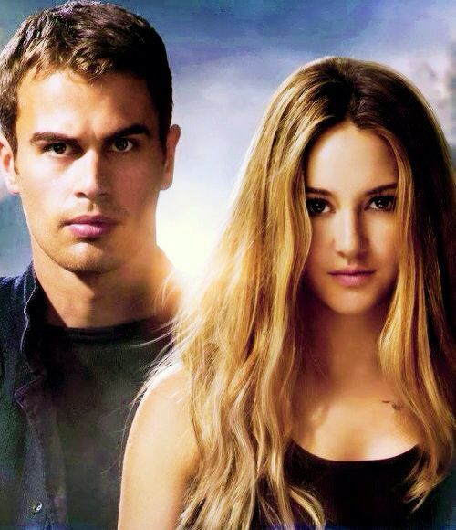 Tris and Four! Divergent