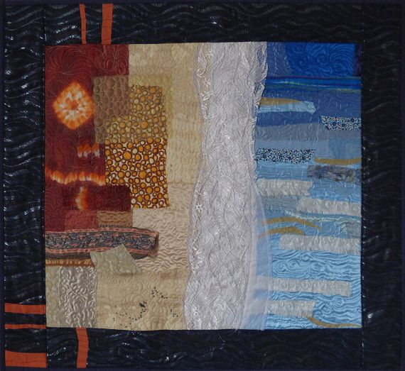He encontrado este interesante anuncio de Etsy en https://www.etsy.com/es/listing/493212519/paisaje-art-quilt-textiles-de-pared