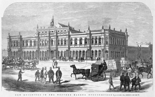 original market at Southern cross hotel site - Google Search