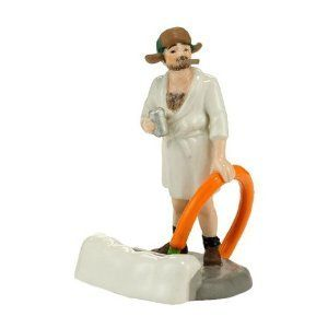 The Jolly Christmas Shop - Department 56 Christmas Vacation Cousin Eddie In The Morning Figure 4030741, $22.50 (https://www.thejollychristmasshop.com/department-56-christmas-vacation-cousin-eddie-in-the-morning-figure-4030741/)