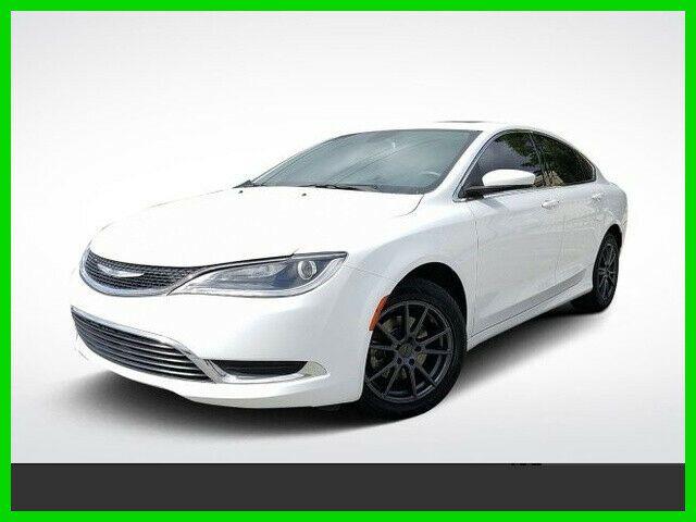 Ebay Advertisement 2015 Chrysler 200 Series Limited 2015 Limited Used 2 4l I4 16v Automatic Front Wheel Drive Sedan Pr Chrysler 200 Chrysler Vehicle Warranty