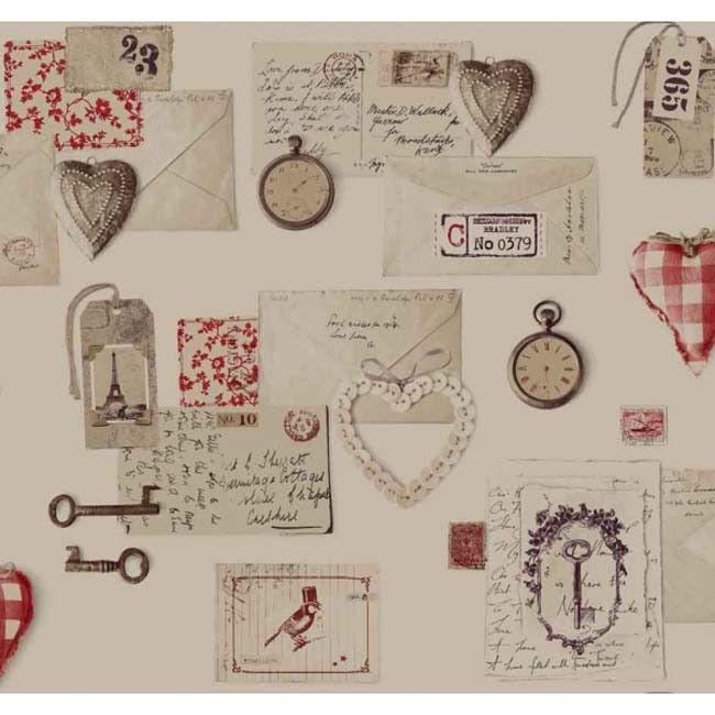 Lin+Lettres+et+Souvenirs+sur+fond+Beige+-+.
